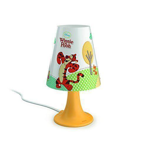Beau Lampe De Chevet Winnie #9: LAMPE A POSER Philips 717953416 Lampe De Chevet LED Motif Winnie
