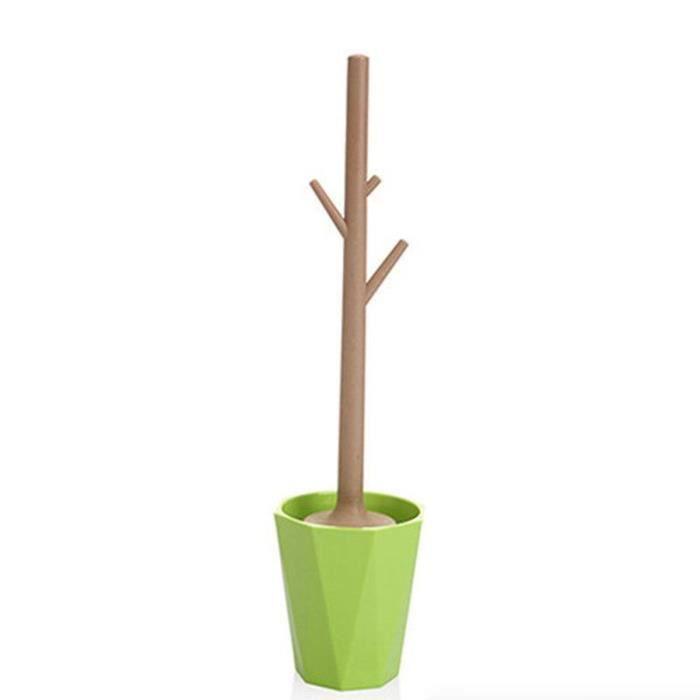 BROSSE WC Creative en forme d'arbre ensemble de brosse de to