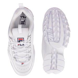 de4f0ed70cd ... BASKET FILA Baskets Disruptor OG - Femme - Blanc ...