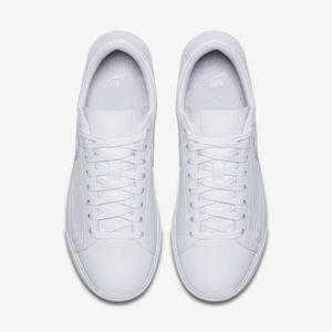 purchase cheap 23fdd 90733 BASKET Basket Nike Blazer Low LE AA3961 104 Blanc.