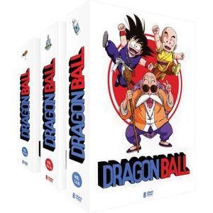 DVD MANGA DVD Coffret intégrale dragon ball