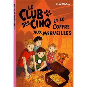 Livre 6-9 ANS Le Club des Cinq Tome 18