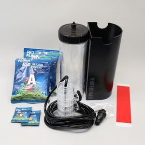 JBL Kit professionnel de fertilisation bio-CO2 Proflora BIO160 2 - Pour plantes d'aquarium