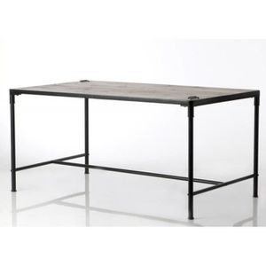 table a manger vintage achat vente pas cher. Black Bedroom Furniture Sets. Home Design Ideas