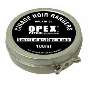CIRAGE ET ENTRETIEN Cirage Noir boîte 100 ml