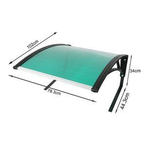 TONDEUSE Abri de garage Vert Toit de tondeuse en ABS + PC 1