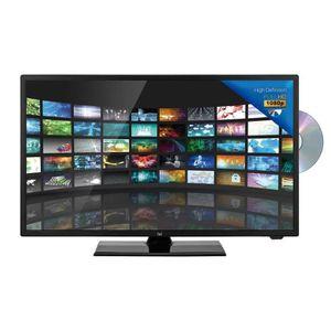PACK TV LED ET ACCESSOIRES DUAL Téléviseur LED Camping Car Full HD 24'' Combo
