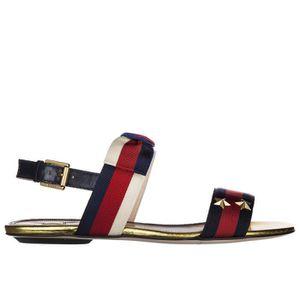 22b24847a018 Chaussures cuir Gucci femme - Achat   Vente Chaussures cuir Gucci ...