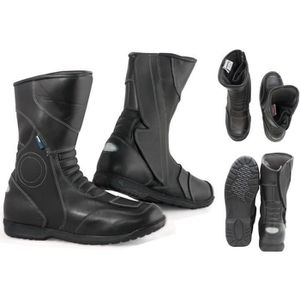 CHAUSSURE - BOTTE Bottes Chaussures Moto Scooter City Touring Imperm