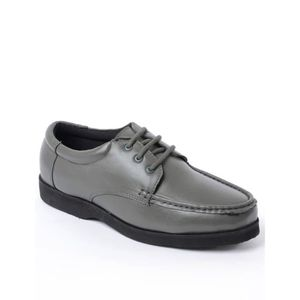 MOCASSIN Hommes Cuir Léger Laceup Chaussures