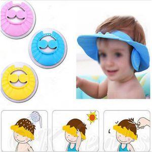 KIT SÉCURITÉ BÉBÉ Bonnet de douche-bain (yellow) pour enfants