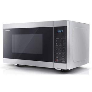 MICRO-ONDES Sharp YC-MG51U-S Micro-onde à commande numérique t