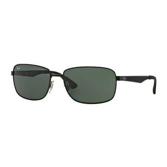 Lunettes de Soleil rb3529 Matte Black - Achat   Vente lunettes de soleil  Mixte Adulte Noir - Cdiscount 2d35f5a260d7