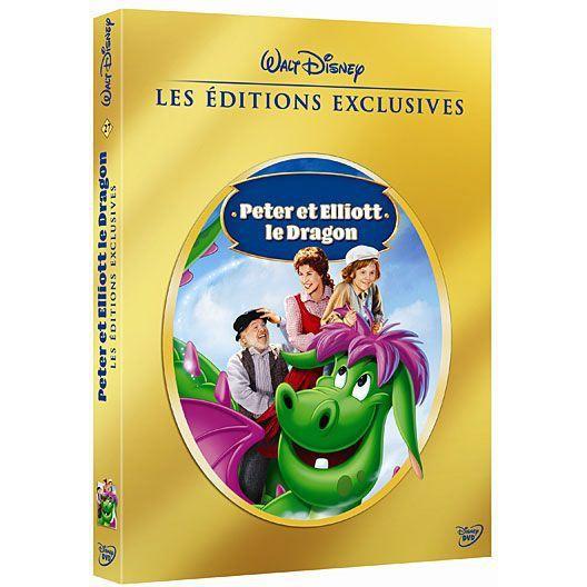 Dvd Peter Et Elliott Le Dragon Achat Vente Dvd Dessin Animé
