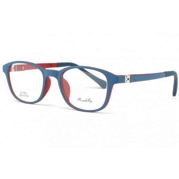 5549edfc598 Monture lunette enfant bleu et rouge 7 à 12 ans Gyms - Bleu - Taille unique