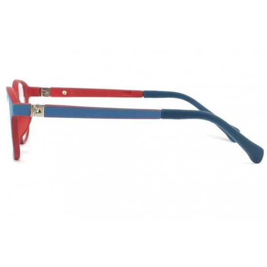 af7a307070d5f5 Monture lunette enfant bleu et rouge 7 à 12 ans Gyms - Bleu - Taille unique  - Achat   Vente lunettes de soleil Mixte Enfant - Cdiscount