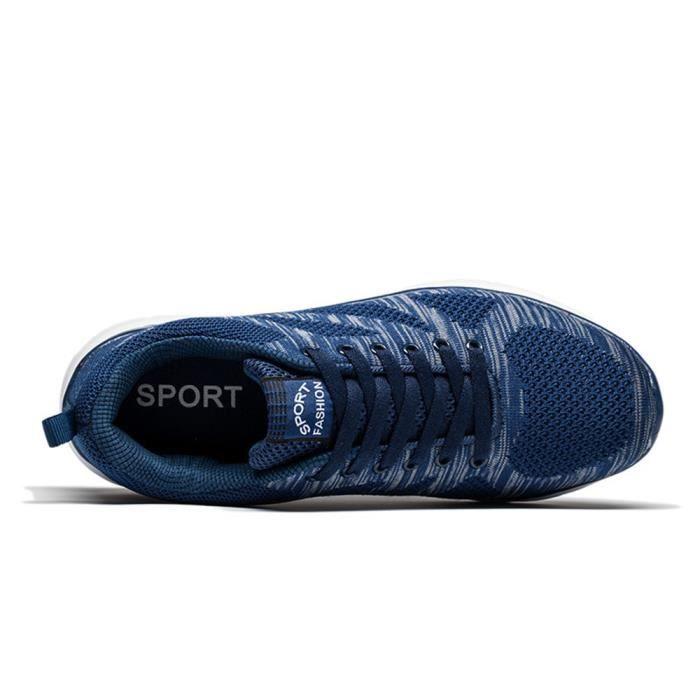 Basket Homme Ultra Léger Chaussures De Sport Durable YLG-XZ109Bleu39 hUzBt1aoA