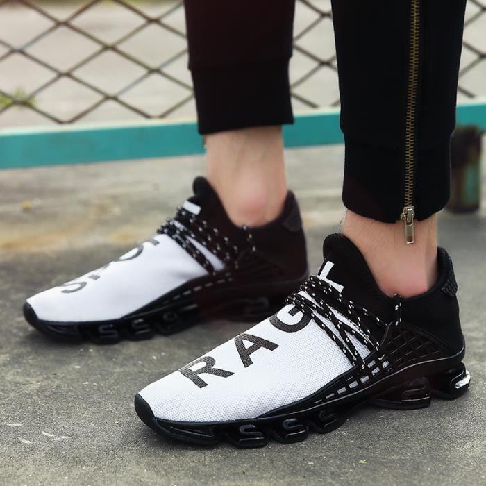Baskets Chaussures Sport Mixte Couple De Respirant Extérieur BQdCrshtxo