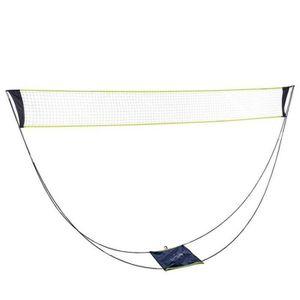 FILET DE BADMINTON Sac portable amovible filet de badminton avec étui