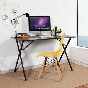 MEUBLE INFORMATIQUE LiePu Bureau d'ordinateur, table de travail en Boi