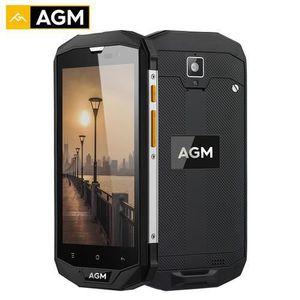 Téléphone portable AGM A8 smartphone 4G+64G 5.0 pouces  Quad Core sou