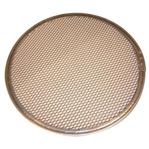 PLAT POUR FOUR Grille a pizza aluminium 23 cm. Cuisine : Ustensil