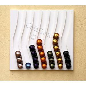 DISTRIBUTEUR CAPSULES distributeur 70 capsules type nespresso