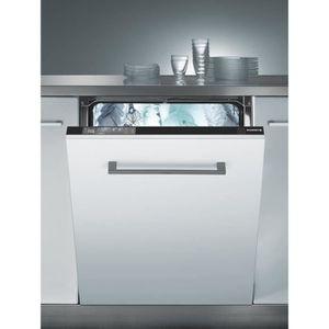 LAVE-VAISSELLE ROSIERES RLF 2DC34-47 -Lave vaisselle encastrable