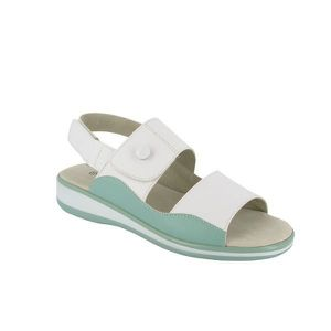 CHAUSSURES MEDICALES Chaussures Hôpital - Juin Bride cyclade -