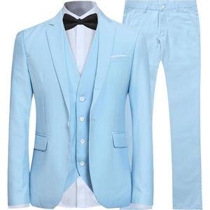 Achat Vente Homme Bleu Clair Costume Cher Pas a6qwB