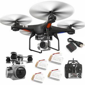 DRONE  SH5H 1080 P Grand Angle WIFI FPV Selfie Drone Qua