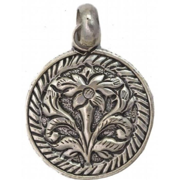 Les femmes Pendentif BILL STERLING - Fleur en argent sterling I5OPQ