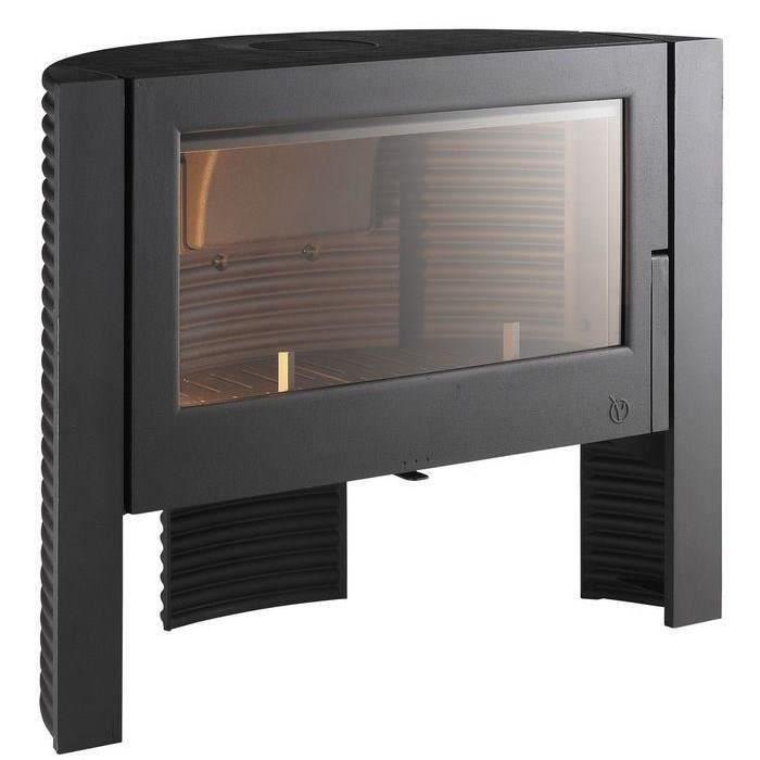 invicta po le bois itaya 12 kw achat vente po le insert foyer po le bois itaya. Black Bedroom Furniture Sets. Home Design Ideas