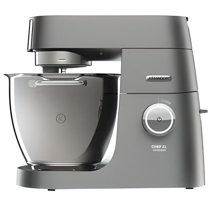 KENWOOD KVL8300S Robot pâtissier Chef XL Titanium - Gris - Achat ... 3be9972341a4