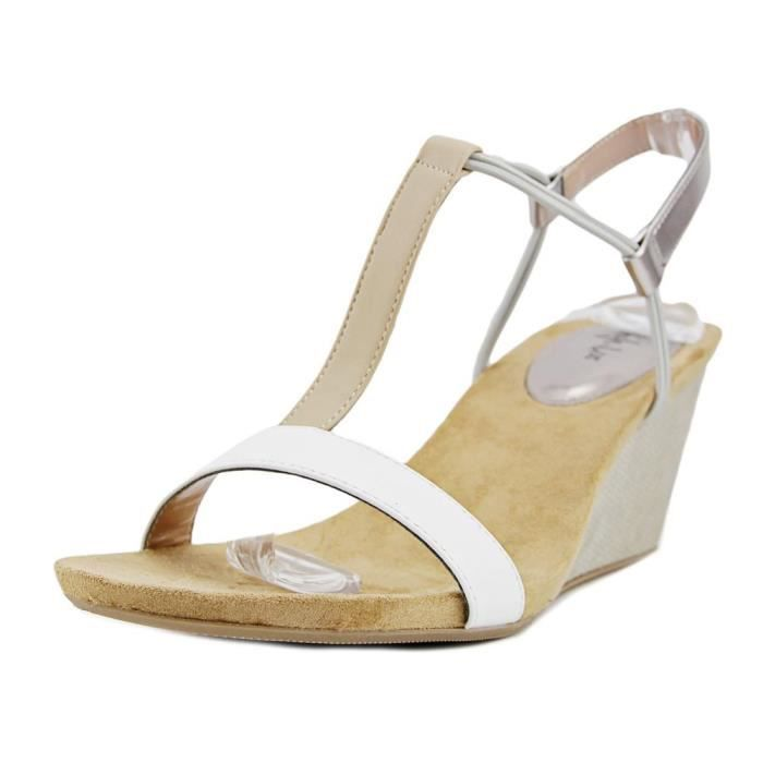 Style & Co JANINAA Cuir Sandales 3pDlDc