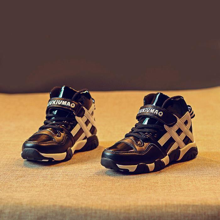 chaussures enfant chaussures de basketball pour enfant sport respirantes