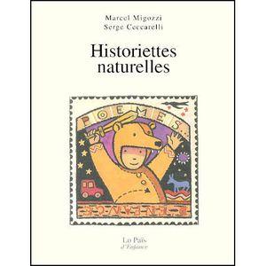 Livre 6-9 ANS Historiettes naturelles