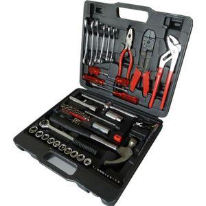 PACK OUTIL A MAIN Coffret mallette boite à outils complet 100 pièces
