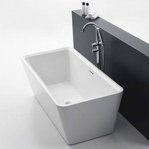 baignoire d 39 angle achat vente baignoire d 39 angle pas cher cdiscount. Black Bedroom Furniture Sets. Home Design Ideas