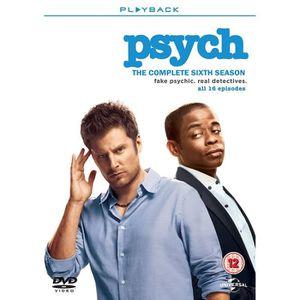 DVD FILM Psych: The Complete Sixth Season [Edizione: Regno