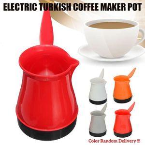 CAFETIÈRE NEÜFU 220V 500W électrique Turc Machine à Café Caf