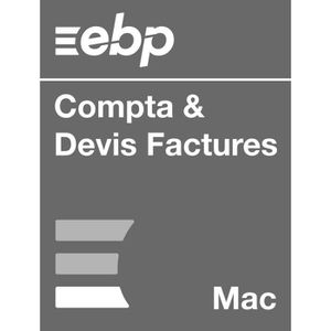 BUREAUTIQUE EBP Compta & Devis-Factures MAC - Dernière version