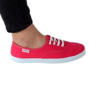 BASKET Chaussures Victoria 106613 Rouge...