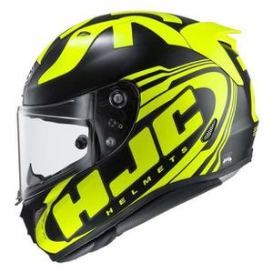 CASQUE MOTO SCOOTER Casques Intégral route Hjc Rpha11 Eridano