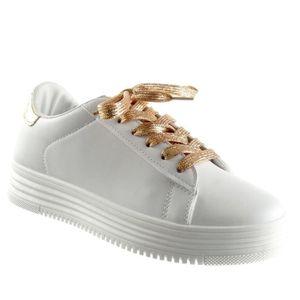 38f0db5cd5e CHAUSSURES DE TENNIS Chaussures de mode Baskets femme - Tennis - Platef