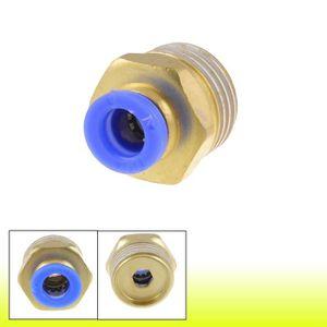 OUTILS - FIXATION PT 1-2, mâle à 8 mm en Push Connect droit de fixat