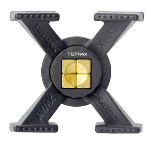 FIXATION - SUPPORT Tetrax xway support hybride aimante pour phablets