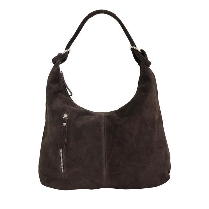 cuir sacs Moda en hobo à daim wl808 1K7N7Y sac daim main a4 sacs en cuir Ambra din sac U1wBq87xw