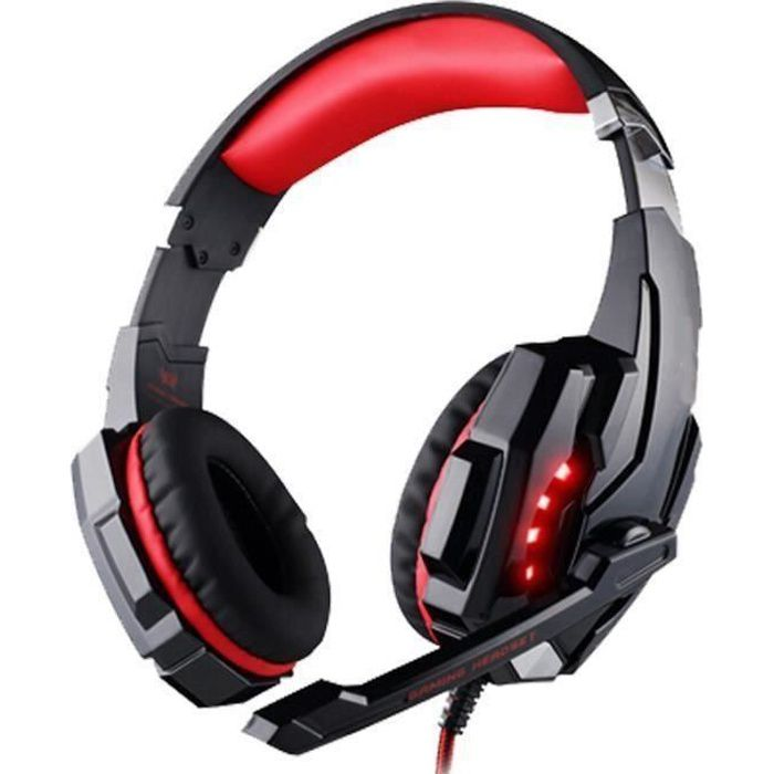 Casque Gamer 71 Compatible Ps4 Usb 35mm Micro Et Led Achat