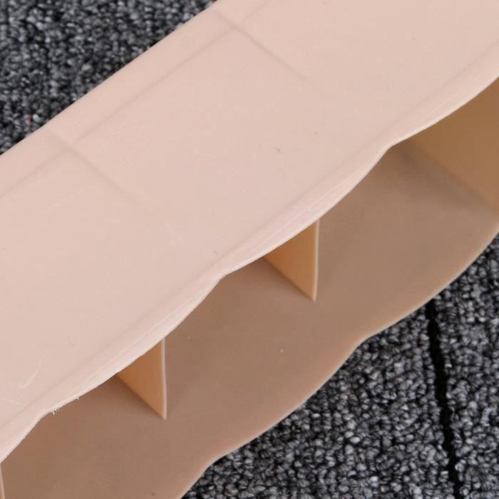 BOITE DE RANGEMENT Sac de rangement Le soutien-gorge en plastique de